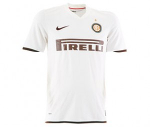 inter away shirts