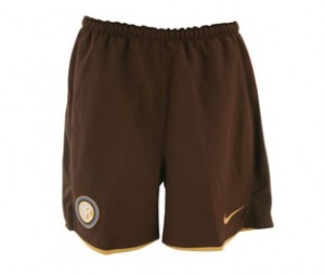 inter away shorts